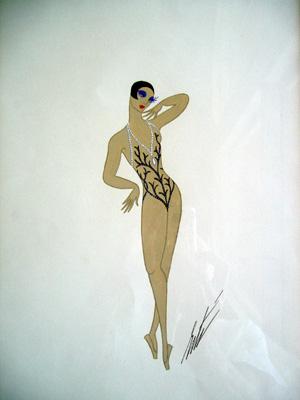 Erte - Parisiana