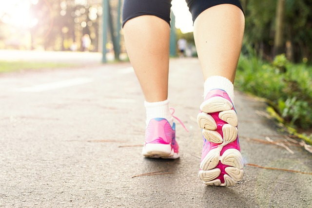 Brisk Walking May Be the Best Exercise