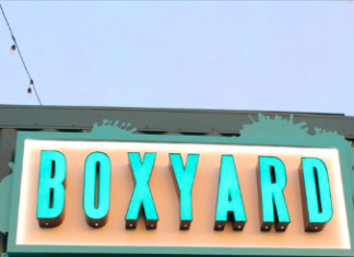 Boxyard on 4th-Festival of Books-Intersection of Art and Science