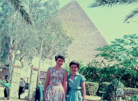 Egypt Pat and Marg Pyramids