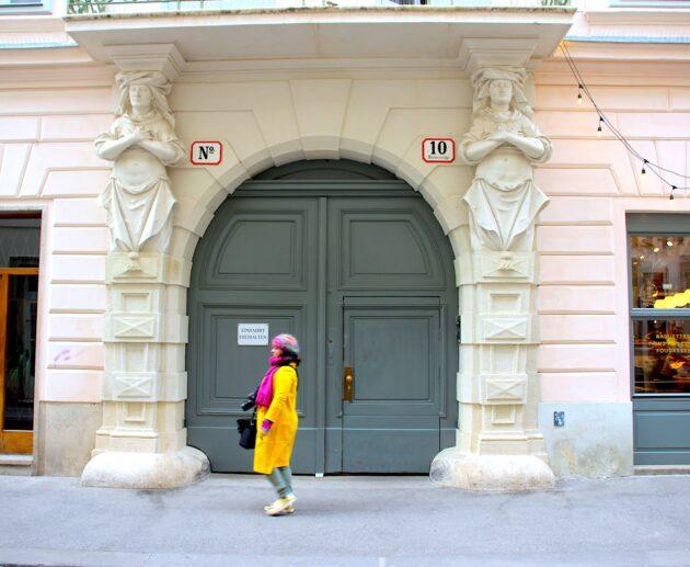 Katrina Holden explores the architecture of Vienna, Austria.