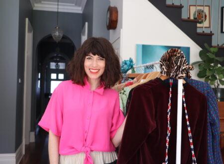 Joanne Gambale-Vintage Stylist-Slogue-Image Katrina Holden