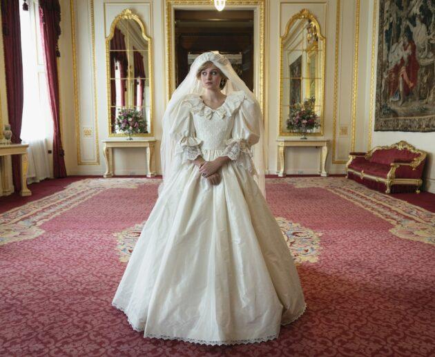 The Crown season 4. Image: Des Willie