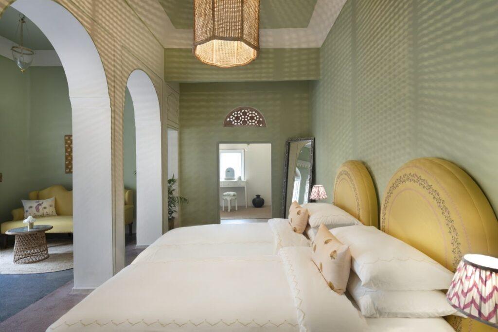 The Johri_Jaipur_Panna suite