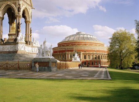 Albert Memorial and Royal Albert Hall North Entrance