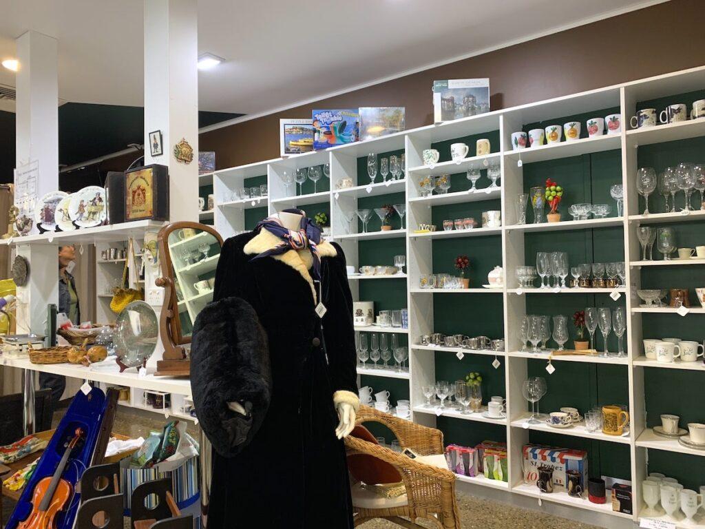 Green Shed Shop by Vintage Travel Kat