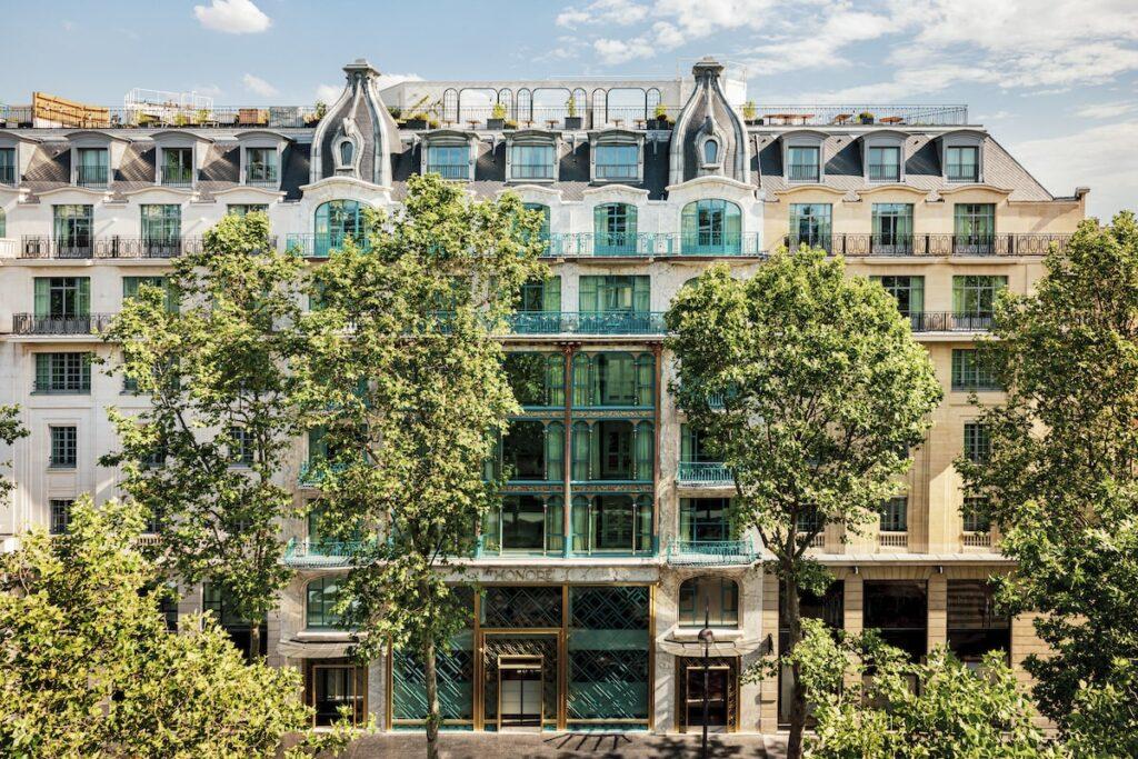 Kimpton St Honoré Paris_facade