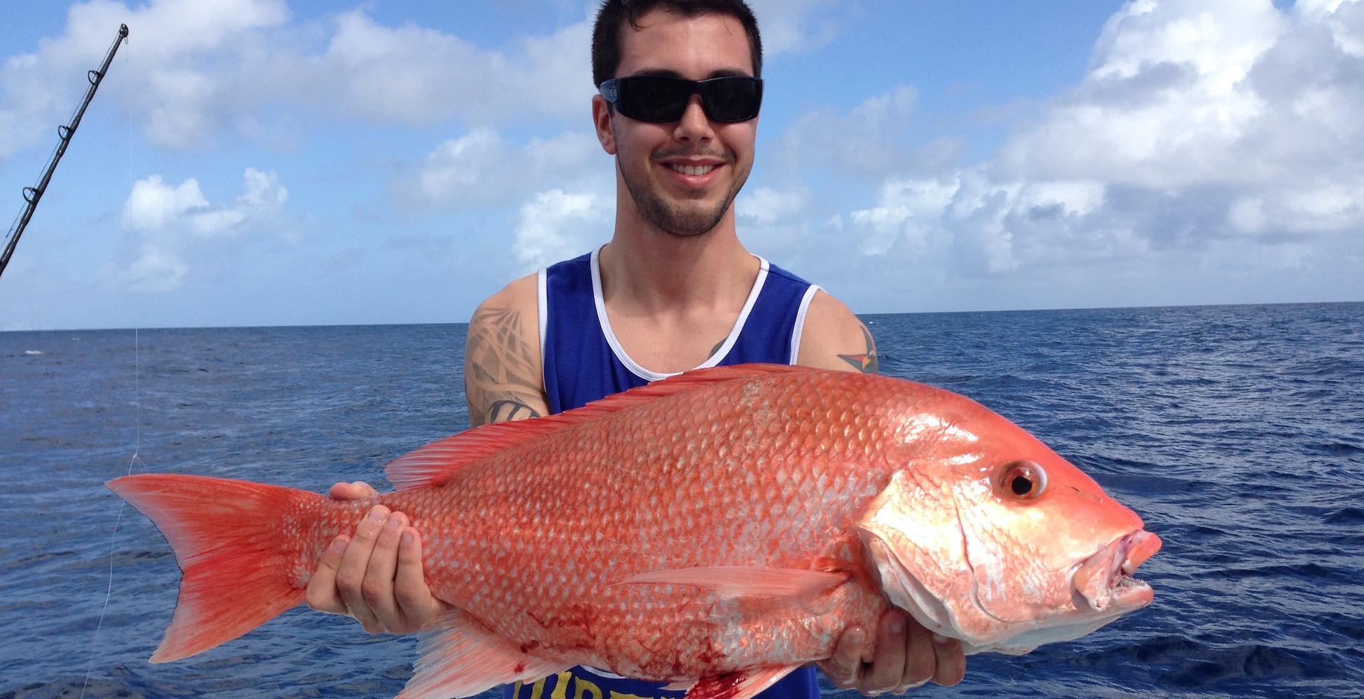 Miami Snapper Fishing Charter