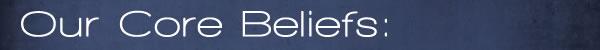 LEA core beliefs header