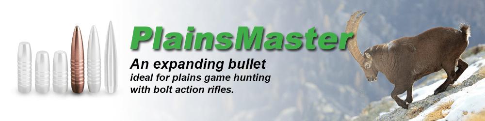 plainsmaster reloading bullets