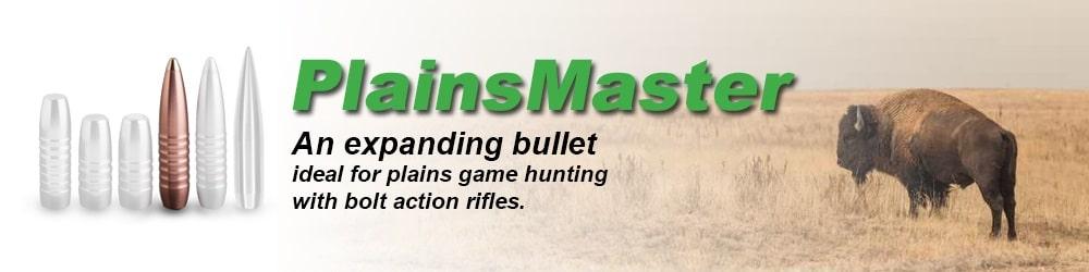 plainsmaster bullet ballistics