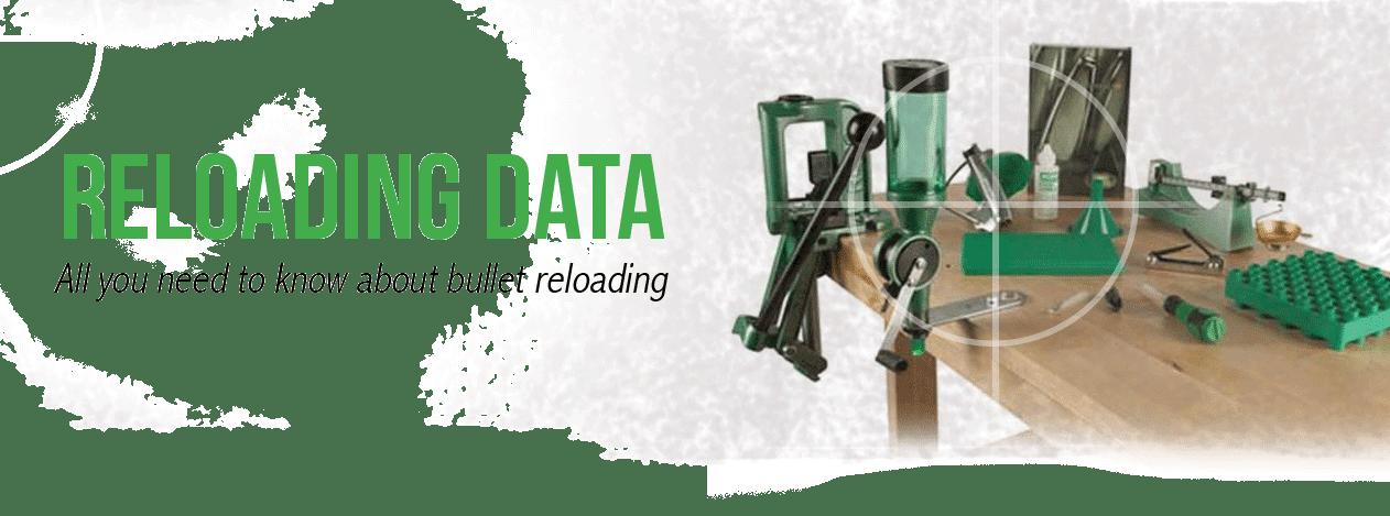 peregrine bullets reloading data