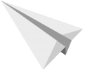 email plane icon