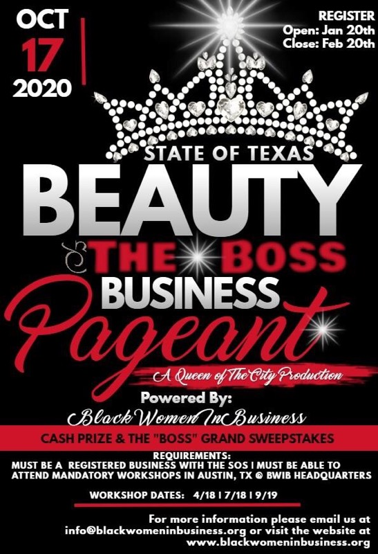 Beauty and the Boss Pagent