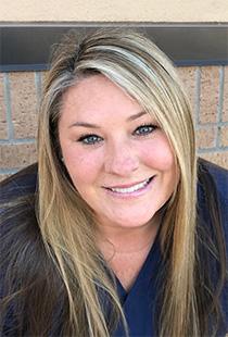 Registered Dental Hygienist, Anie Comes, at Cobblestone Dental in Oklahoma City