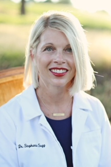 Doctor Stephanie Sugg at Cobblestone Park Family Dental