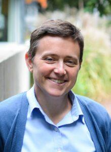 Image of Sarah Cushman, Ph.D