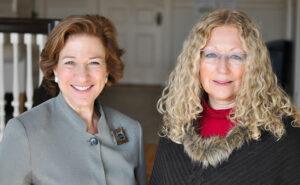 Professor Deborah Dwork and Professor Renée Poznanski