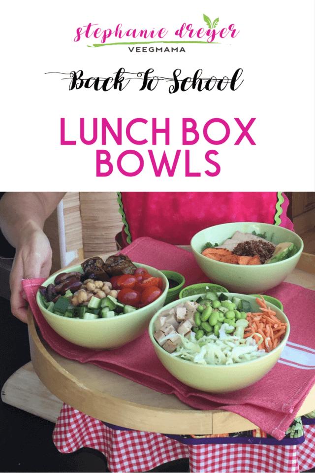 Lunch Box Bowls