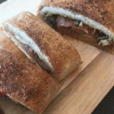 Vegan Stromboli