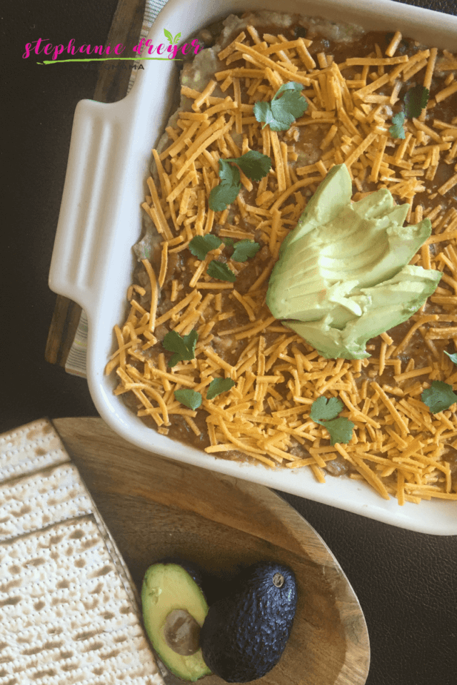 Try one of these family friendly matzah recipes for all the matzah there is to eat during Passover. From recipe classics like matzah ball soup, to inspired creations like Mexican Matzah Casserole, you'll find something for your family's meal plan this week.