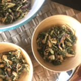 Try this Cruciferous Crunch Salad for a zesty lunch option. The tangy tahini dressing gets better the longer it marinates, so make it in the morning on Monday and enjoy it all week long.