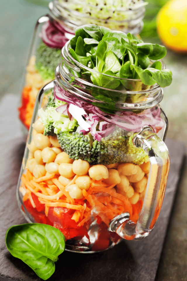 If you're shuttling kids from one activity to the next and worried about when and how to feed them, try one of these easy and delicious portable meals that they can eat on the go and you can prep in no time!