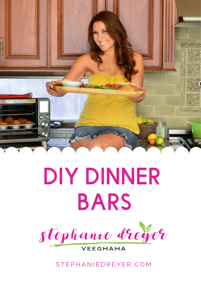 DIY food bars your family will love.