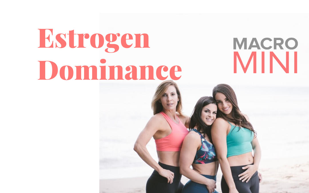 What is Estrogen Dominance and Gut Health