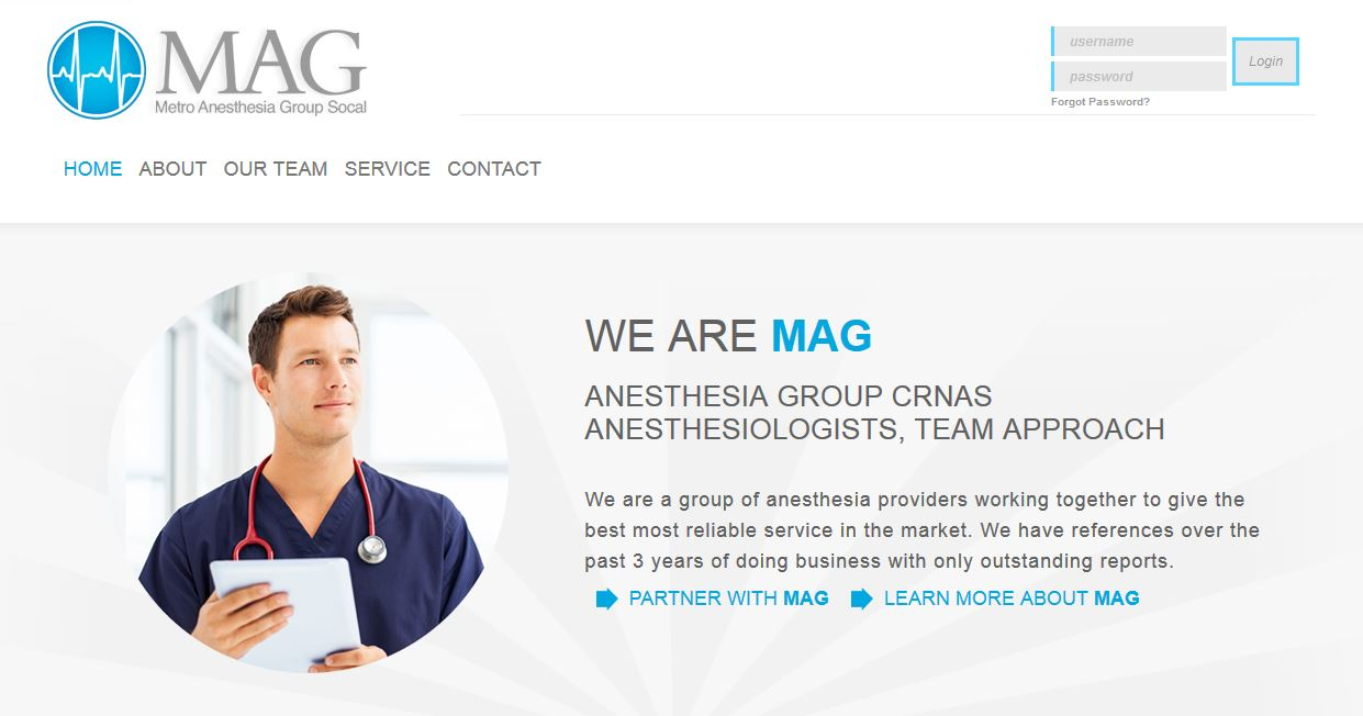 Marketing For MAG So Cal
