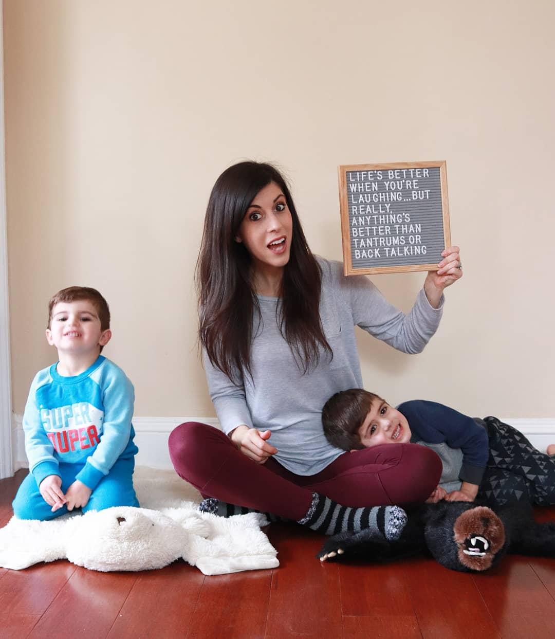 goals as a mother