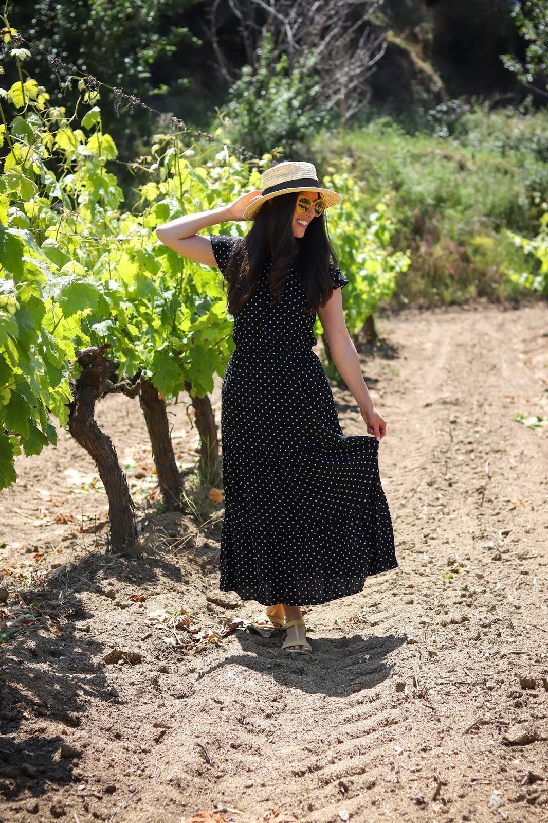 polkadot-dress