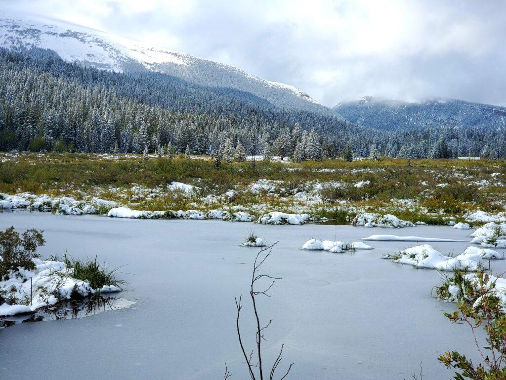 colorado, colorado winter, breckenridge outdoor activities, breckenridge snowshoeing
