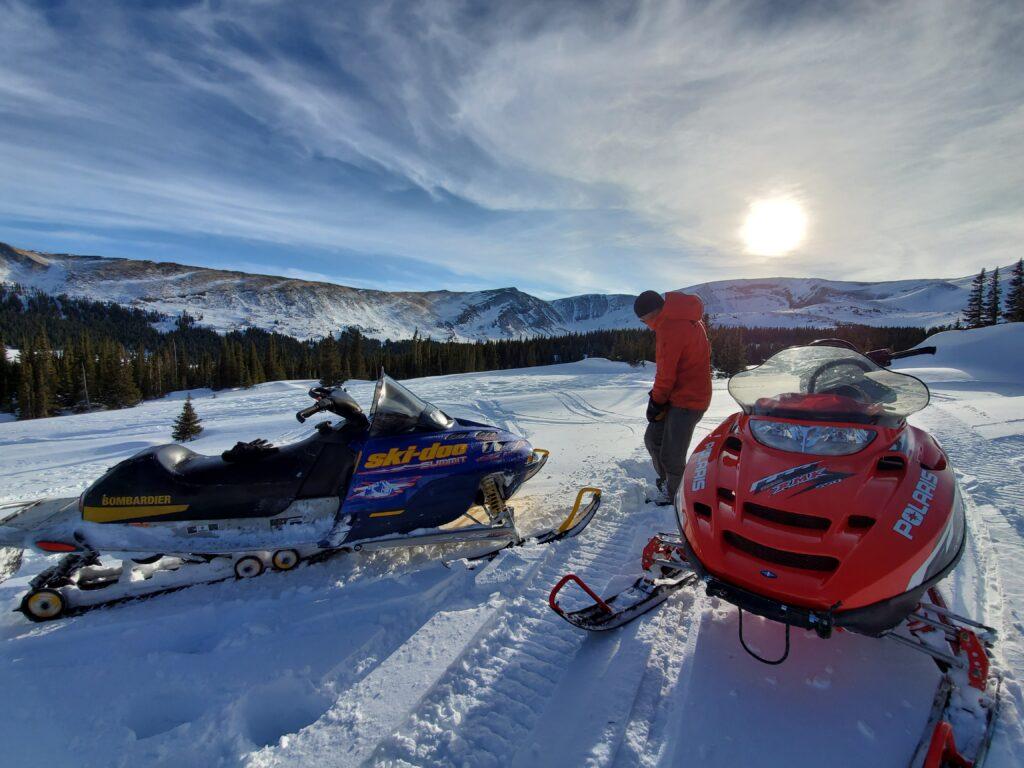 alma snowmobiles