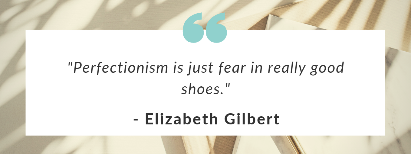 Elizabeth Gilbert quote box