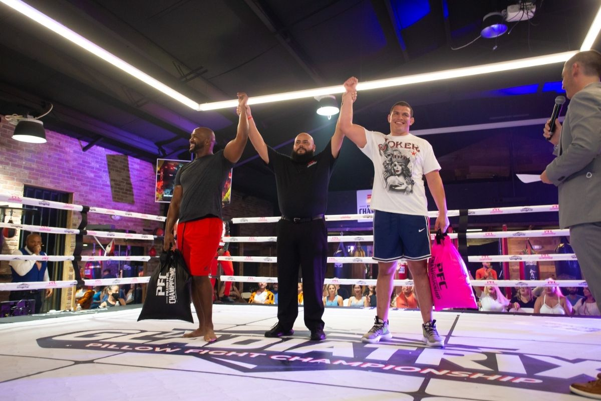 Highlights from PFC 2 which took place September 25th at the Delray Boxing Gym.