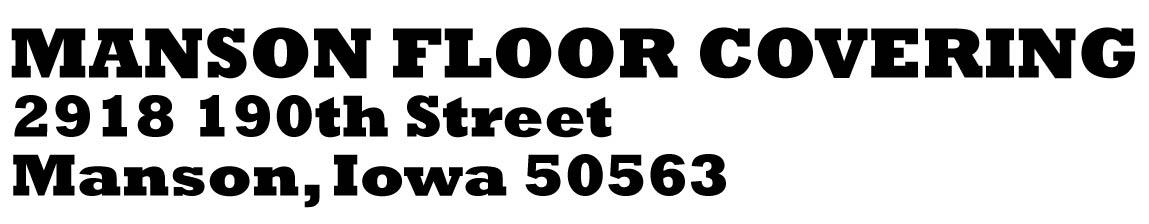 Manson Floor Covering