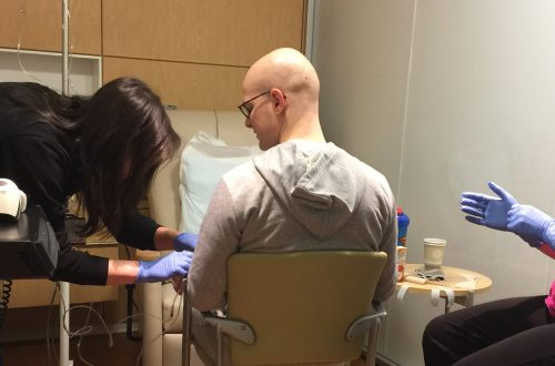 Seventh Chemo Infusion: Take Two – What's In A Name?