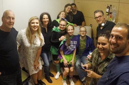 Twelfth Chemo Infusion: One Big Party