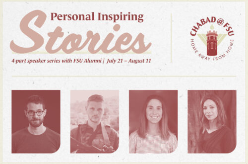 Personal Inspiring Stories