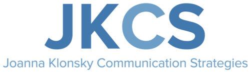 Joanna Klonsky Communication Strategies