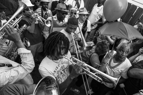 Second Line Brass Band