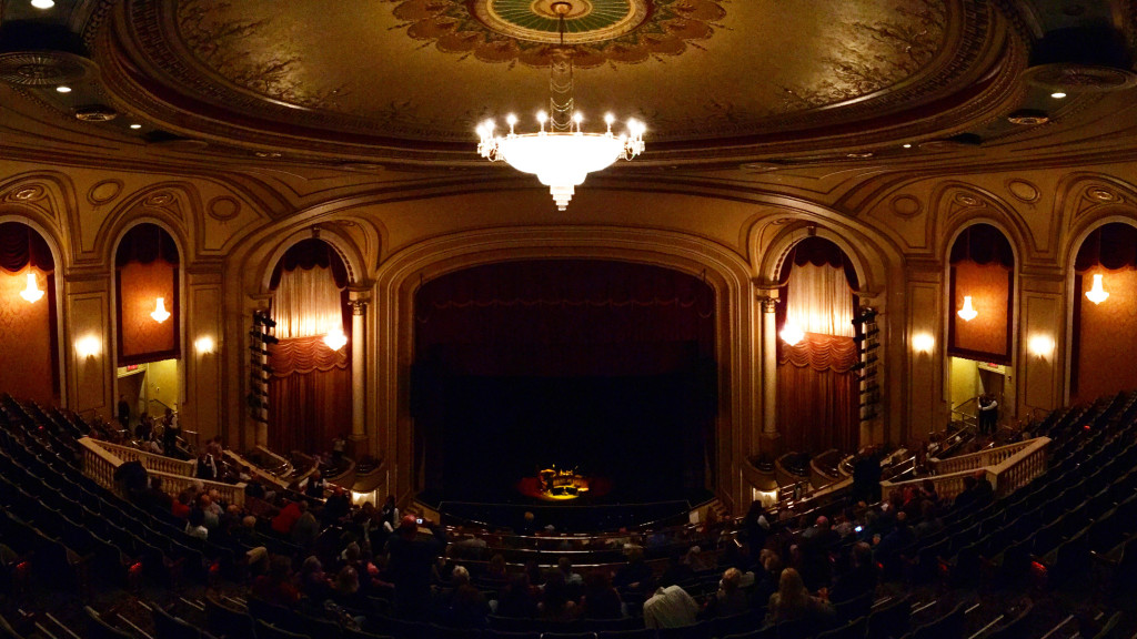 The Hanover Theatre for the Performing Arts.Photo © Ben Young Landis.