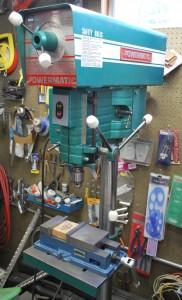 Powermatic Drillpress