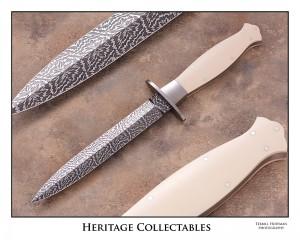 Damascus Dagger