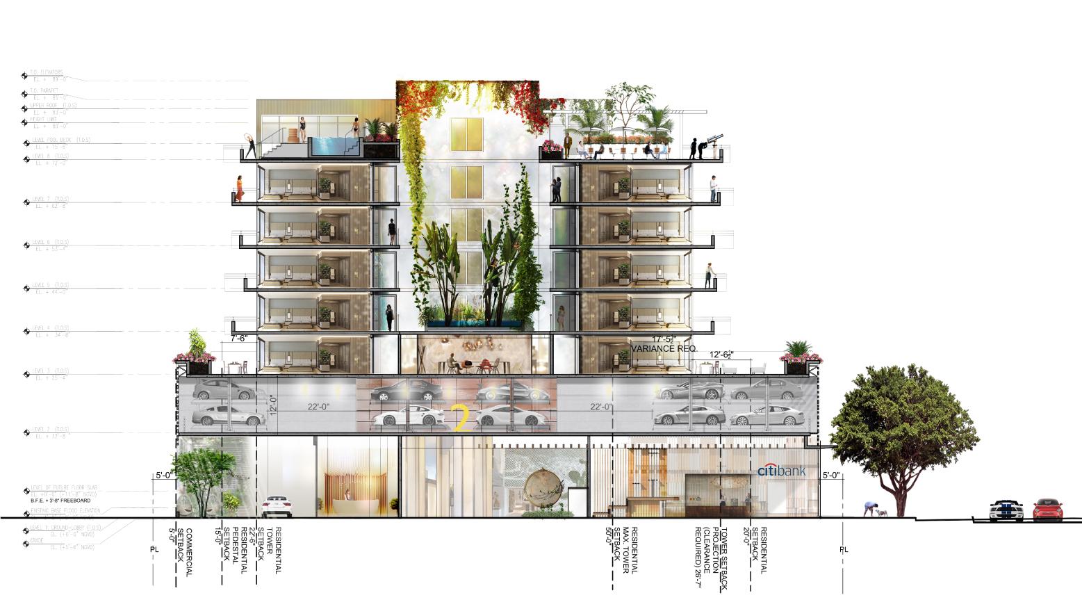 Architecture, Miami