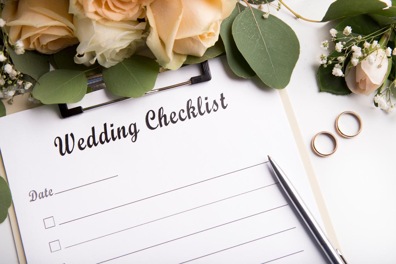 Wedding Day Countdown: Your Final Week Checklist
