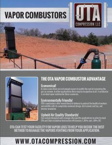 Vapor Combustor Flyer