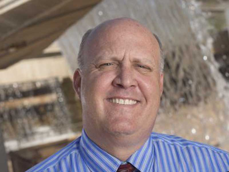 SRP Elections - Keith Woods at Arizona Falls
