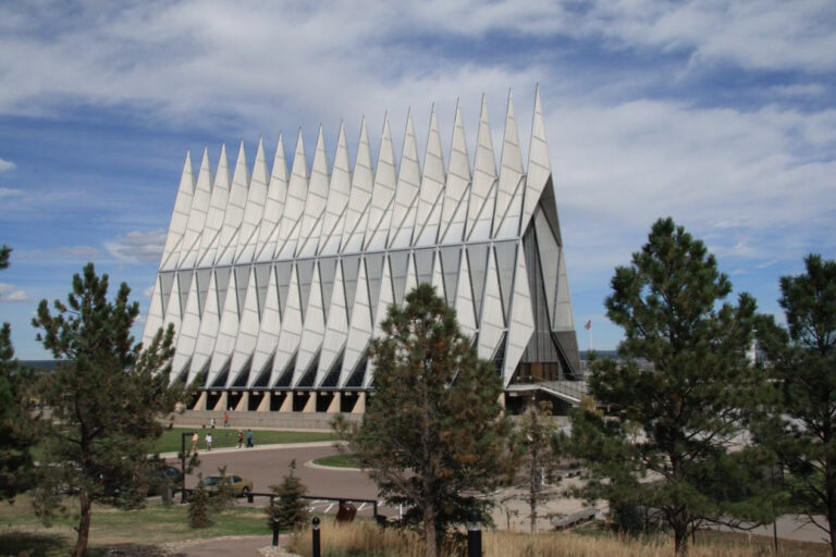 USAF Academy Chapel Reconstruction